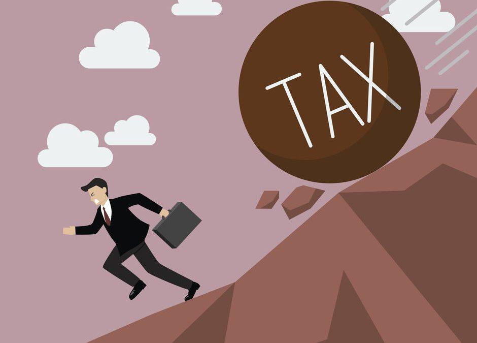 Acties tegen belastingontduikers