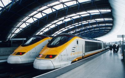 Eurostar heeft problemen